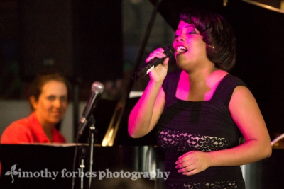 Theresa Watson, vocals with Amy K. Bormet, piano