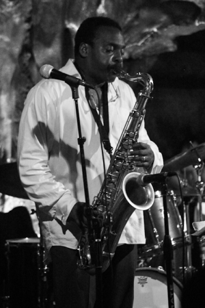 David Murray, saxophone