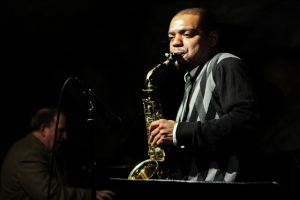 Herb Scott, saxophone with Bob Butta, piano